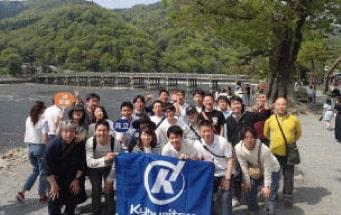 社員旅行・親睦会「京都」